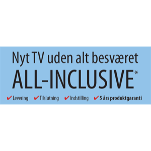 All inclusive TV (7501-10000)