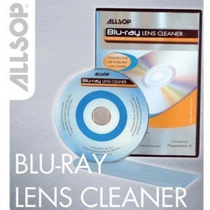 Allsop BLU-RAY lens Cleaner
