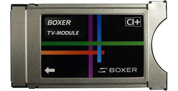 Folkekære Boxer CI+ CA modul til Boxer JU-97
