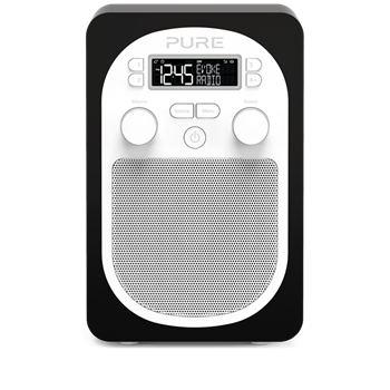 Pure Evoke D1 DAB/DAB+ Radio sort