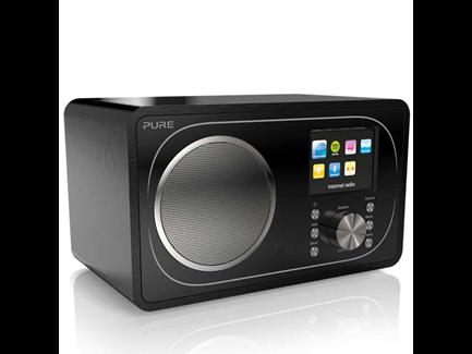 Køb Pure Evoke F3 internet & DAB radio