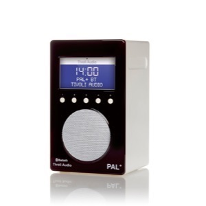 Tivoli Audio PAL+  BT Radio DAB/DAB+ sort/hvid