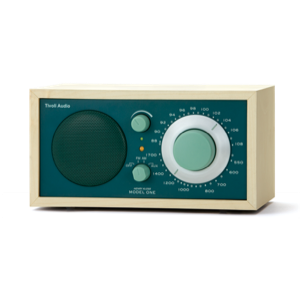 Tivoli Audio model One - Maple / Hunter Green