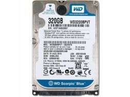 Western Digital Harddisk 320GB