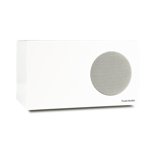 Tivoli Audio Albergo+ Stereo Speaker White