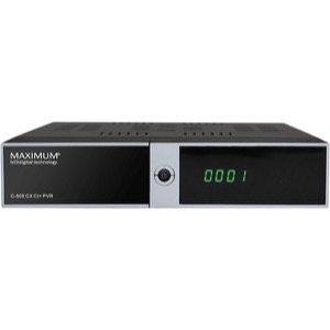 Maximum C-505 CX CI+ PVR Panasonic Kompatibel