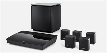 BOSE Lifestyle 550 underholdnings system sort