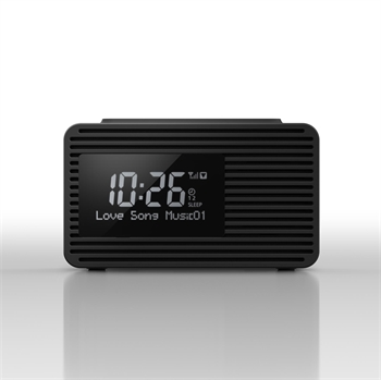 Panasonic RC-D8EG  clockradio med DAB+ sort