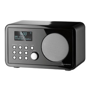 Scansonic IN200 Internet Radio Sort
